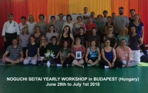 Budapest juin 2018 seitai