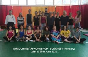 SEITAI Stage BUDAPEST juin 2020
