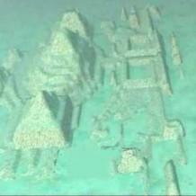 Több piramist és szfinxet találtak a Bermuda háromszög térségében az óceánban